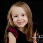 Sweet siblings in Studio portraits girl boy