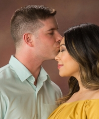 Fort mill, SC studio couple pregnancy portrait, Tega Cay, SC, Charlotte, NC