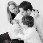 baby girl #existinphotos family with new baby