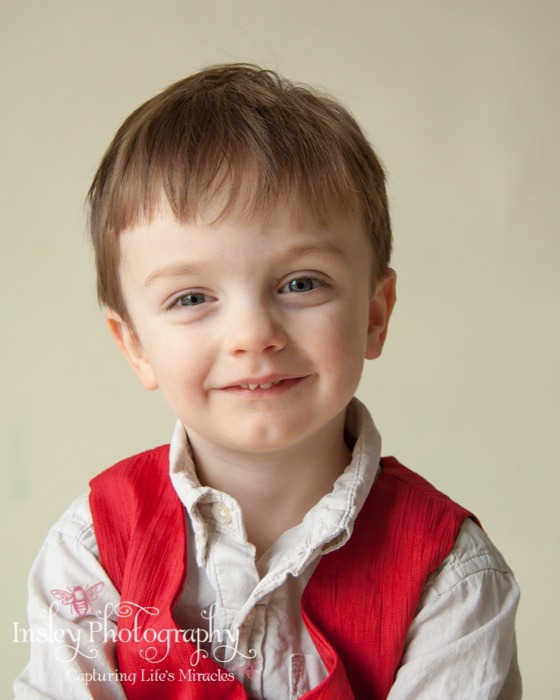 3 year old head shots