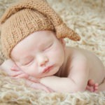 newborn baby boy knit cap