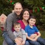 Christmas Card Mini Sessions family photos