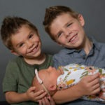 planning ahead for baby portraits, fort mill, sc, Charlotte, NC, Tega Cay, SC, older brothers