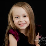 Sweet siblings in Studio portraits girl boy