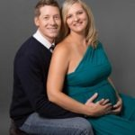 fall studio maternity portraits Fort Mill, SC Tega Cay, SC Charlotte, NC maternity portrait