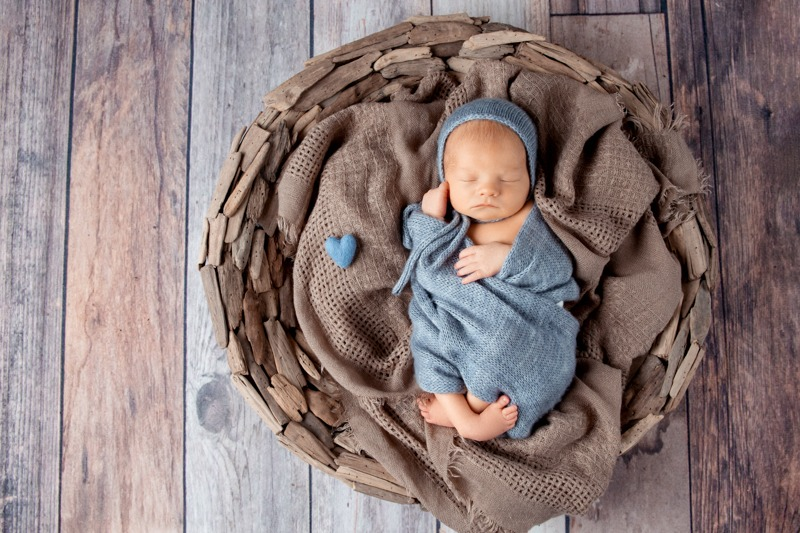 newborn baby, blue, Charlotte, NC, Matthews NC, Fort Mill, NC