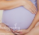 Maternity Portraits | Waiting for baby girl simply beautiful
