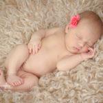 peyton newborn baby girl