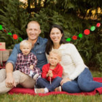 Christmas Card Mini Sessions family pictures