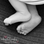 newborn photographer black and white parts and pieces