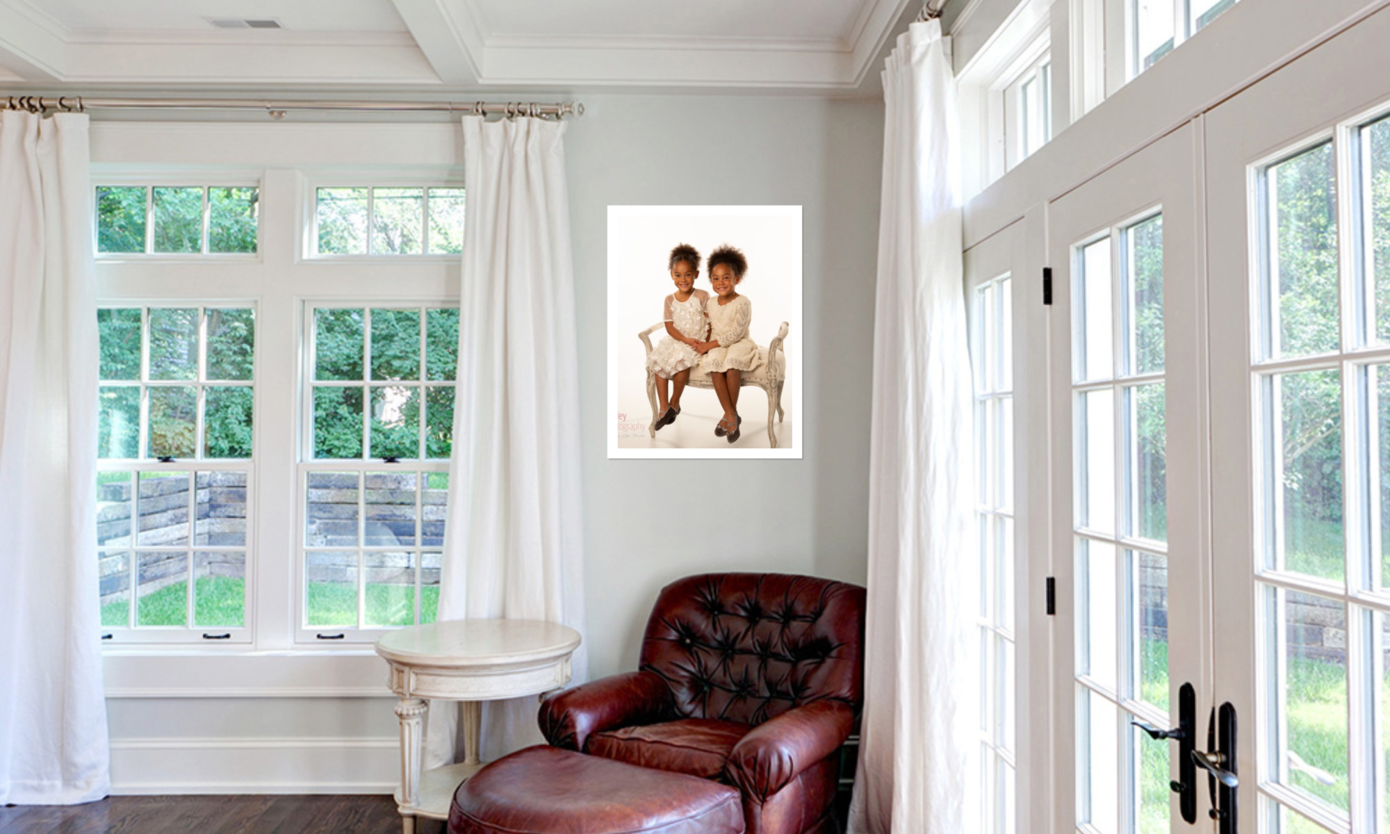 Wall Art, Fort Mill, SC, Tega Cay, SC, Charlotte, NC real kids studio portrait